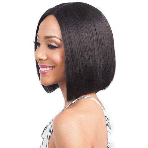 So Good Shop 100% Human Hair Lace Wigs 1 Bobbi Boss Premium Human Hair Lace Front Wig - MHLF800 EMA