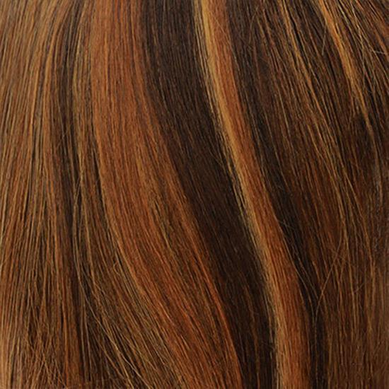 So Good Shop 100% Human Hair Lace Wigs F430/27 Bobbi Boss Premium Human Hair Lace Front Wig - MHLF800 EMA