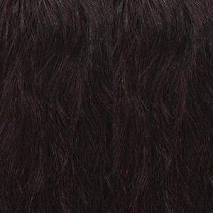 So Good Shop 100% Human Hair Lace Wigs NATURAL D.BROWN Janet Collection 100% Natural Virgin Remy Human Hair Deep Part Lace Wig - Natural 18
