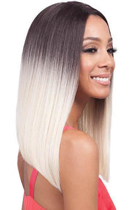 So Good Shop Deep Part Lace Wigs 1 Bobbi Boss Synthetic Deep Part Swiss Lace Front Wig - MLF185 LYNA LONG