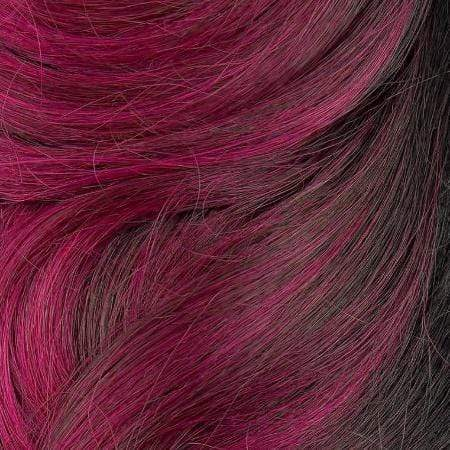 So Good Shop Deep Part Lace Wigs OT1B/FUSIA Motown Tress Synthetic Hair Super Glam Let's Lace Wig - LDP VENUS