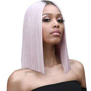 So Good Shop Deep Part Lace Wigs RT.ASH PINK Bobbi Boss Synthetic 5 inch Deep Part Lace Front Wig - MLF136RTS YARA ROOTS LIMITED