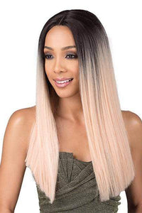 So Good Shop Ear-To-Ear Lace Wigs 1 Bobbi Boss Premium Synthetic Wig - MLF202  YARA LONG