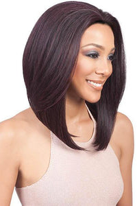 So Good Shop Ear-To-Ear Lace Wigs 1 Bobbi Boss Synthetic Deep Part Swiss Lace Front Wig - MLF211 KENYA