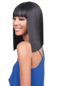 So Good Shop Ear-To-Ear Lace Wigs 1 Bobbi Boss Synthetic Lace Front Wig - MLF184 YARA BANG