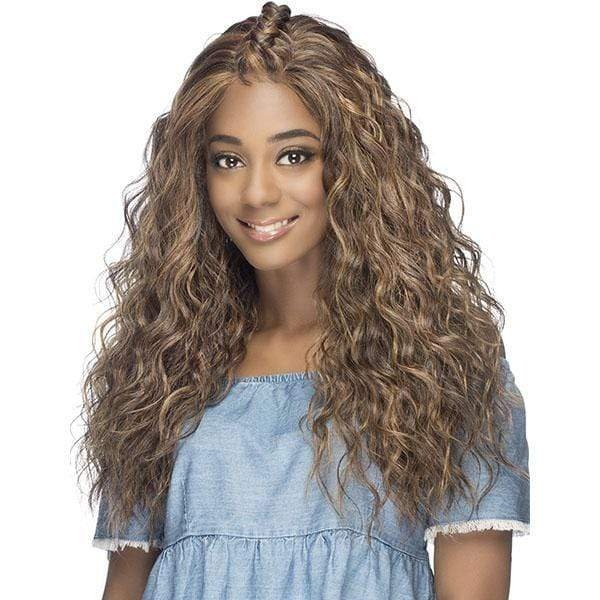 So Good Shop Ear-To-Ear Lace Wigs 1 Vivica A Fox Swiss Lace Front Wig - ISADORA