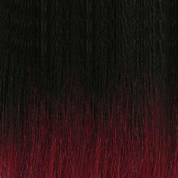 So Good Shop Ear-To-Ear Lace Wigs SR1B/BUG Mane Concept Isis Red Carpet Synthetic Ghana Braid Lace Wig - RCBG01 HERA 28