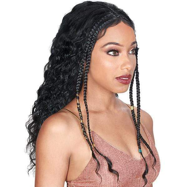 Zury Sis Synthetic Diva Lace Front Wig -