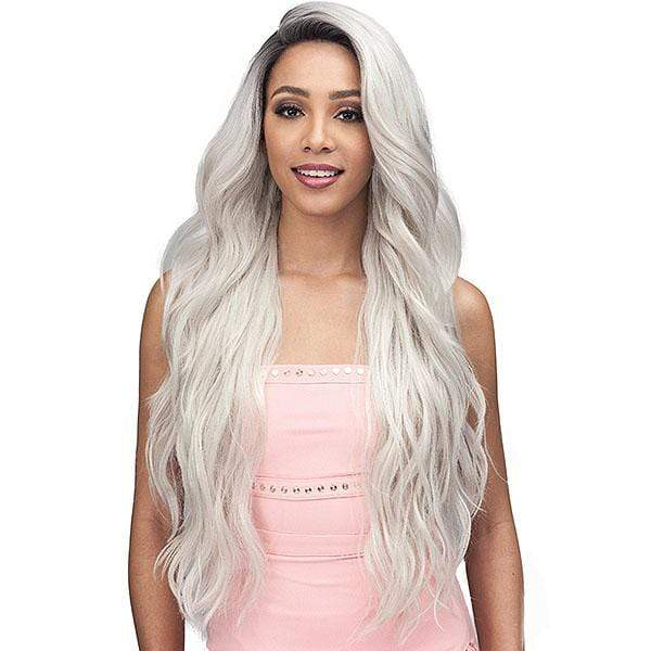 So Good Shop Frontal Lace Wigs Bobbi Boss Synthetic 13x4 Hand-Tied Swiss Lace Front Wig - MLF332 VALERIA