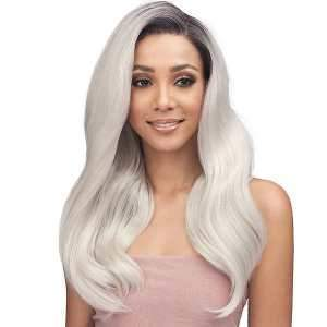 So Good Shop Frontal Lace Wigs TT1B/S.STR Bobbi Boss Synthetic 13x4 Hand-Tied Swiss Lace Front Wig - MLF332 VALERIA