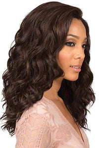 So Good Shop Human Hair Blend Lace Wigs 1 Bobbi Boss 100% Human Blend Lace Front Wig - MBDLF002 TAMIA