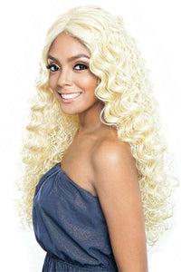 So Good Shop Human Hair Blend Lace Wigs 1 Mane Concept Lace Front Wig  - BSG209 PASADENA