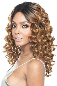 So Good Shop Human Hair Blend Lace Wigs 1 Mane Concept Lace Front Wig - BSG210 PRAGUE