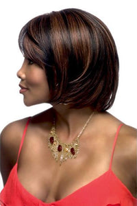 So Good Shop Synthetic Wigs 1 Vivica A Fox Hand Made Wig Pure Stretch Cap Synthetic Wigs - CELIA-V
