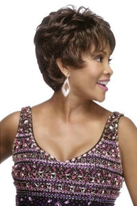 So Good Shop Synthetic Wigs 1 Vivica A Fox  Handmade Wig - MORINA V