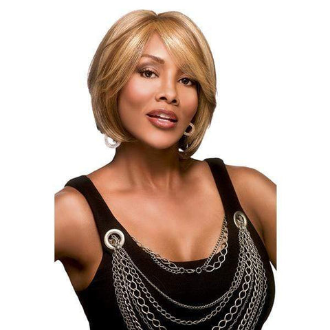 So Good Shop Synthetic Wigs 1 Vivica A Fox Handmade Wig Pure Stretch Cap Synthetic Wigs - LENI-V