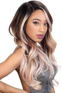 "So Good Shop Synthetic Wigs 1 Zury Sis The Dream 6"" Deep Part Synthetic Hair Wig - DR FREE H PETA"
