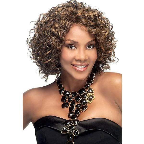 So Good Shop Synthetic Wigs Vivica A Fox Pure Stretch Cap Synthetic Wig - OPRAH-2-V