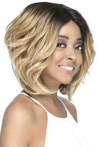 Vivica A Fox Ear-To-Ear Lace Wigs 1 Vivica A Fox Synthetic Swiss Lace Wig - CABELLO