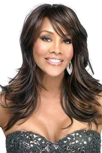 Vivica A Fox Synthetic Wigs 1 Vivica A Fox Pure Stretch Cap Synthetic Wigs - BRIE-V