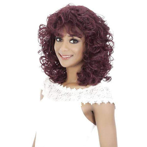 Vivica A Fox Synthetic Wigs 1 Vivica A Fox Pure Stretch Cap Synthetic Wigs - JELLY