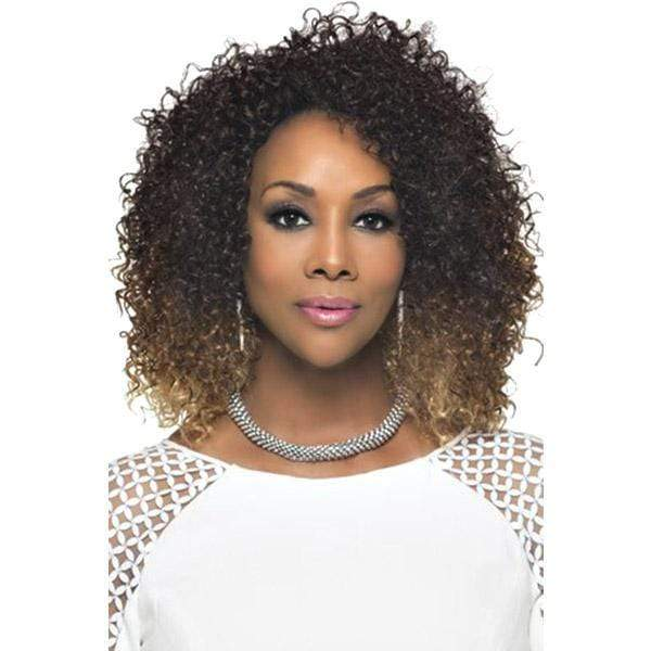 Vivica A Fox Synthetic Wigs 1 Vivica A Fox Synthetic Weave Cap Wig - KANSAS V