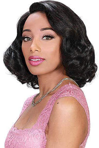 Zury 100% Human Hair Lace Wigs Zury Sis 100% Brazilian Virgin Unprocessed Human Hair Wig - HRH BRZ LACE TALLY
