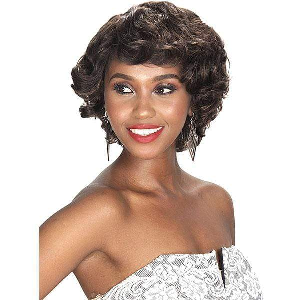 Zury Sis 100% Human Hair Wig - HR WEST
