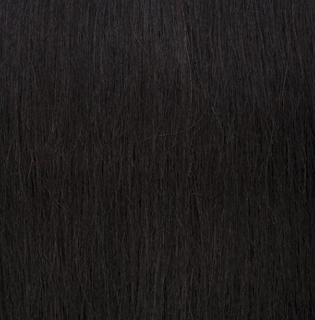 Zury 100% Human Hair Wigs BLACK Zury Sis Naturali Star Pre-Tweezed Part Human Hair Wig - HR NAT 3B JETTA