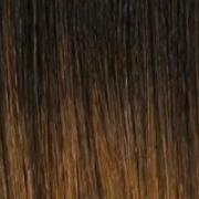 Zury 100% Human Hair Wigs SOM RT 27 Zury Sis Naturali Star Pre-Tweezed Part Human Hair Wig - HR NAT 3B JETTA