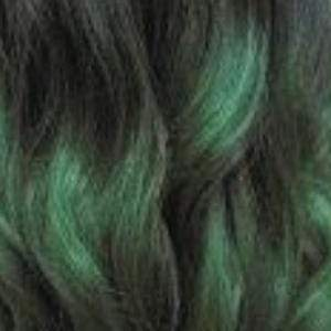 Zury 360 Circular Lace Wigs 3T GREEN Zury Sis Synthetic 360 Free Part Lace Front Wig - 360 LACE H JALYN