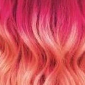 Zury 360 Circular Lace Wigs 3T PINK Zury Sis Synthetic 360 Free Part Lace Front Wig - 360 LACE H JALYN