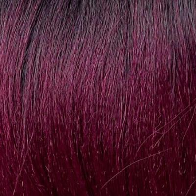 Zury 360 Circular Lace Wigs SOM RT BURGUNDY Zury Sis Synthetic 360 Free Part Lace Front Wig - 360 LACE H JALYN
