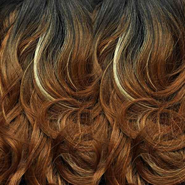 Zury Deep Lace Part Wigs SOM RT 27/30 Zury Naturali Star Deep Lace Part Full Wigs - NAT H 4C TESLA