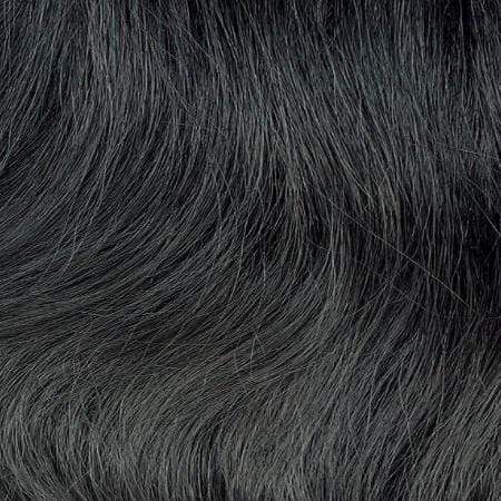 Zury Deep Parts Wigs SOM RT CHARCOAL Zury Sis Synthetic Hair Moon Part Wig - SASSY HM-H TRESS