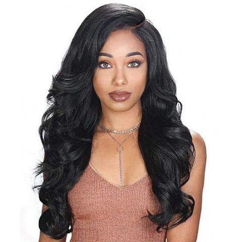 Zury Ear-To-Ear Lace Wigs 1 Zury Sis Beyond Synthetic Moon Part Hair Lace Wig - BYD MP LACE H FAB