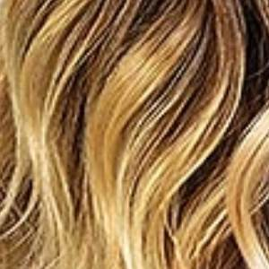 Zury Ear-To-Ear Lace Wigs 3TF BR/BLONDE Zury Sis Royal Swiss Lace Synthetic Hair Lace Front Wig - LACE H GLORY