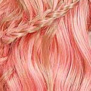 Zury Ear-To-Ear Lace Wigs CORAL PEACH Zury Sis Beyond Your Imagination Synthetic Lace Front Wig - BYD LACE H ROME