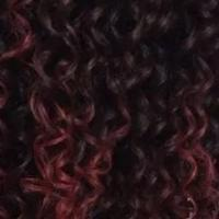 Zury Ear-To-Ear Lace Wigs SOM RT BURGUNDY Zury Sis Royal Swiss Lace Synthetic Hair Lace Front Wig - LACE H TOBI