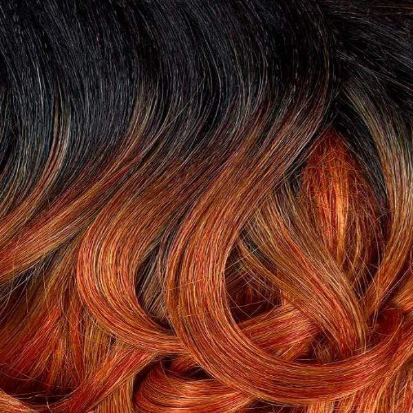 Zury Free Part Lace Wigs SOM RT SUNSET Zury Sis Beyond Synthetic Hair Moon Part Lace Wig - BYD MP-LACE H KITTY