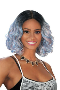 Zury Synthetic Wigs 1 Zury - SASSY-H TAMIKA - Hand-Tied C Part Wig