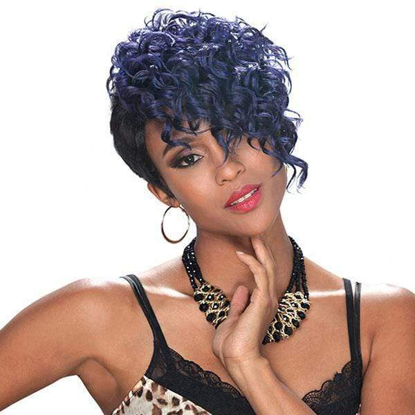 Zury Synthetic Wigs FH1B/BLUE Zury Diva Synthetic Wig - DIVA-H KAYLA - Unbeatable