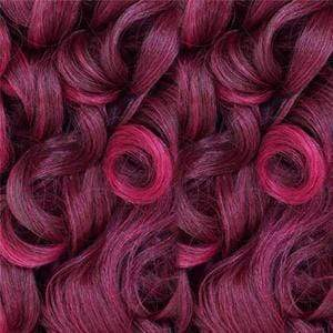 Zury Synthetic Wigs SOM FUCHSIA Zury Sis Diva Collection Synthetic Hair Pre Tweezed Part Wig - DIVA H SISTA