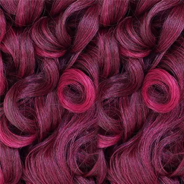 Zury Synthetic Wigs SOM FUCHSIA Zury Synthetic Wig - DIVA H NEYO