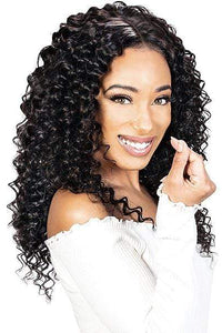 "Zury Unprocessed Bundle Hair Natural / 10"" + 12"" + 14"" Zury Sis Only Unprocessed Brazilian Virgin Remy Human Hair ONLY BRZ MULTI DEEP 10-18 Inch (1 Pack Enough)"