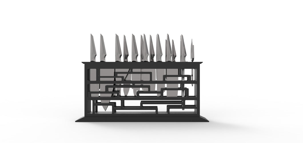 Hanami Magnum - Knife Block - Edge of Belgravia Preorder