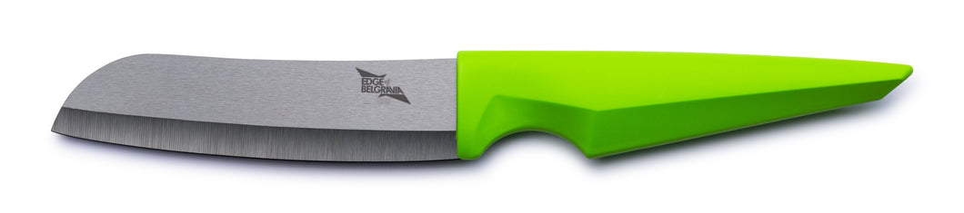 CERAMIC LIME SANTOKU KNIFE