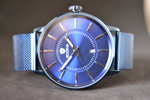KING Armored Classic | Cobalt Blue