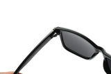 KING Apollo Matte Black | Polarized
