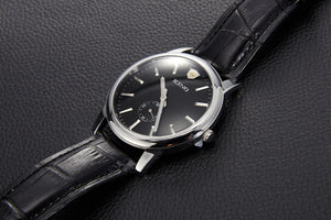 KING Evolution Series Black | Black Leather
